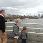 London from the bridge
