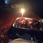my birthday cuppy cakes!