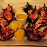Linguini with shrimp, clams & sausage