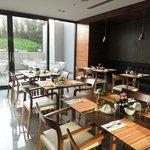 salle petit dejeuner et diner