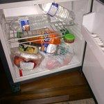 small room fridge