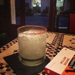 Margarita con Hawaiian SALT