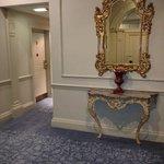 Caledonian Suite Entrance