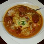 Bayou Shrimp & Grits