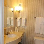 Eagan, Hilton Garden Inn, Room #321, Bath