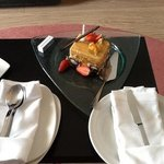 lucious cake from Londa hotel