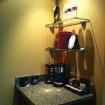 In-room bar