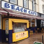 Great seaside cafe