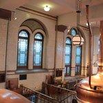 Interior Heineken Brewery