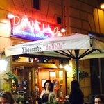 Da Nello is in a side street off Via Independenza