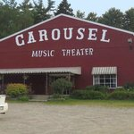 Carousel Theatre next door