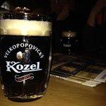 En läskande Kozel