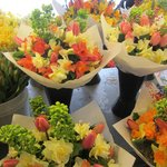 Magnificent flowers.  At only $15 a bunch