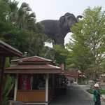 Thee headed elephant