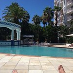 Outdoor Pool at Bel Air on Broadbeach