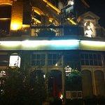 hostel a noite