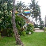 Streetfront of Maui Sunseeker