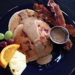Maple Bacon PanCakes!!