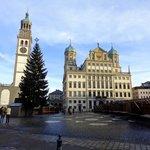 Augsburger Rathaus