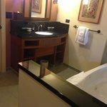 bathroom - 1 bedroom villa