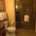 bathroom 1 bedroom villa