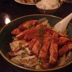 Chicken Udon. Yummmmmmmm