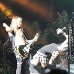Doug Aldrich on guitar