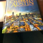 Nice book about Austin in the desk drawer.
