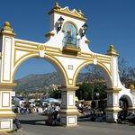 Puerta principal Recinto Ferial Fuengirola