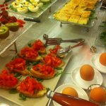 delicious breakfast spread!