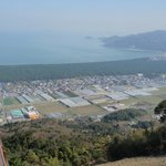 View from Kagamiyama Observatory