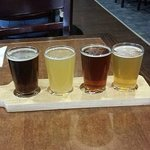 Beer samples are a great idea