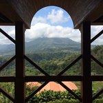 volcano views