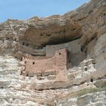 cliff dwellings upper cliff