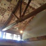Tapa ceiling