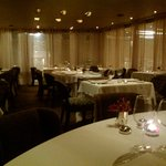 Hayarkon Restaurant interior