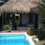 Private Bali Bed in Villas