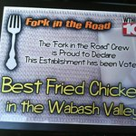 Fork in the Road Best Fried Chicken