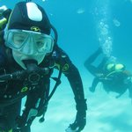 Children dive courses