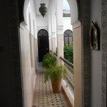 Balcon intérieur
