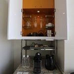 Shelf/Coffee Maker