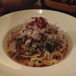 Smoked duck confit pasta - a very very special dish