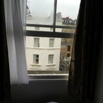 Det gamle vindue, og udsigten