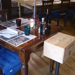 Tavoli in stile Osteria