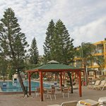 Ron Beach pool area