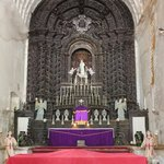 Inside The St. Paul's Church_Diu