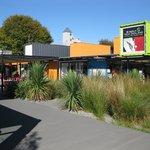 Shopping in Christchurch