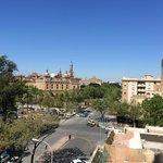 vista verso Plaza de Espana