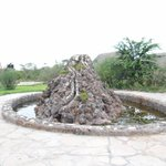einer der vielen Details- ein Brunnen