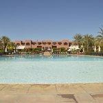Pool, looking towards hotel